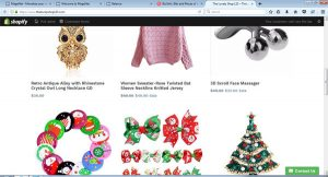 Time for x-mas shopping online